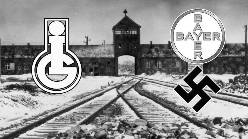 ig farben bayer holocaust auschwitz